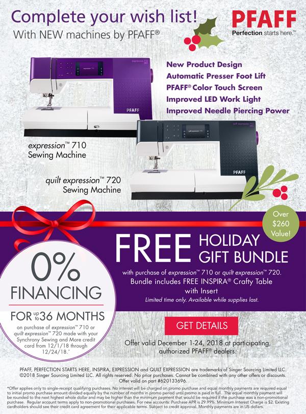 December 2018 - Expression Holiday Bundle