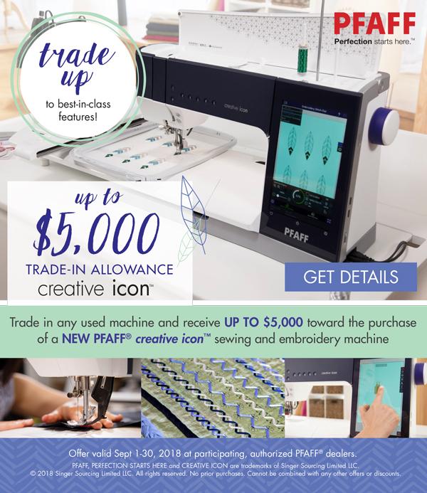 September 2018 - Trade Up Creative Icon
