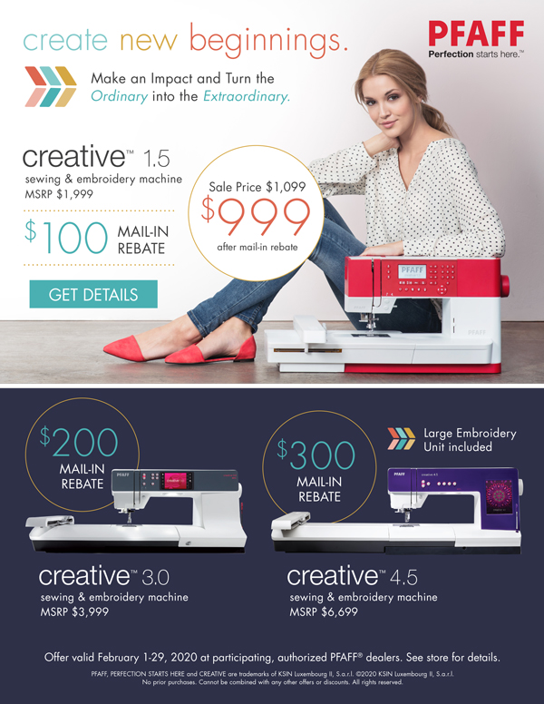 February 2020 - creative mail rebates